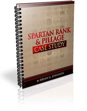 Spartan Rank and Pillage Case Study